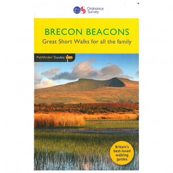 Ordnance Survey - Brecon Beacons - Vandringsguider