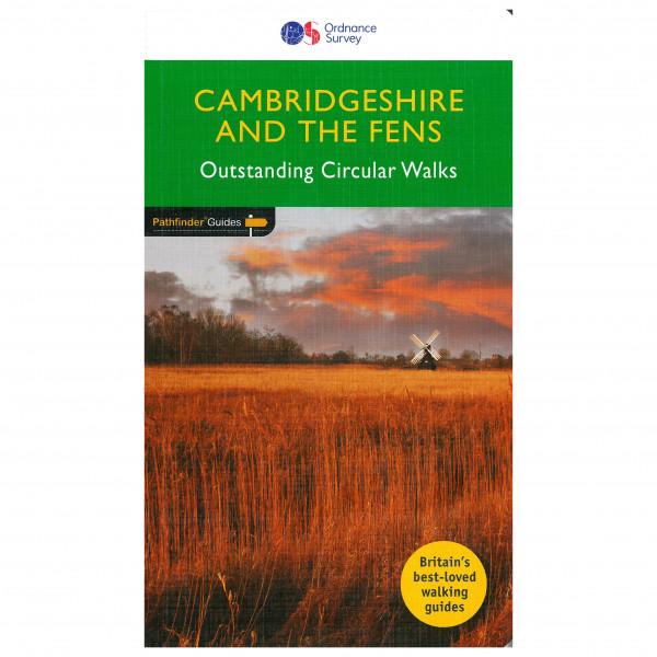 Ordnance Survey - Cambridgeshire & The Fens Pathfinder - Vandringsguider