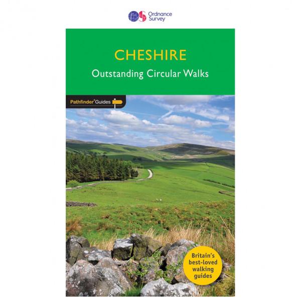 Ordnance Survey - Cheshire Pathfinder - Wandelgidsen