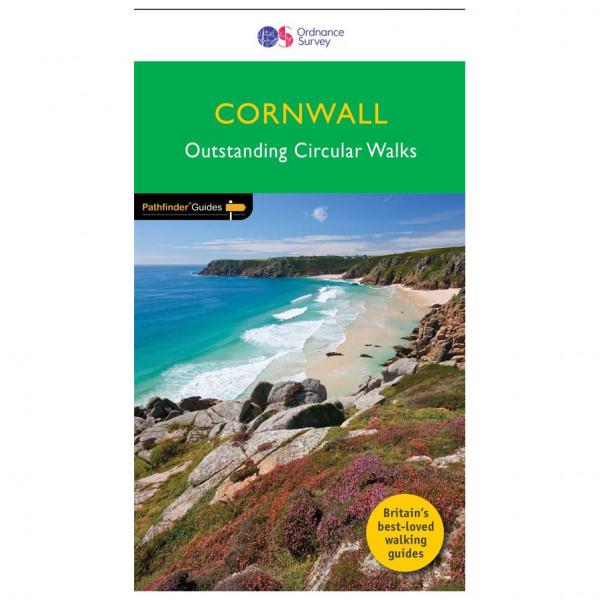 Ordnance Survey - Cornwall Pathfinder - Walking guide book