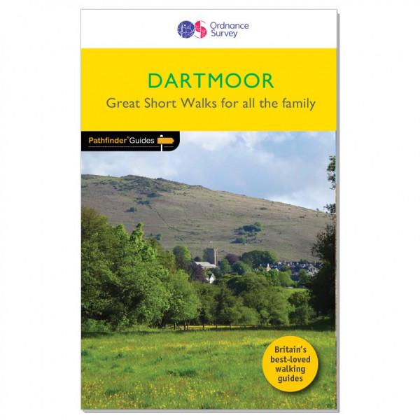 Ordnance Survey - Dartmoor - Walking guide book