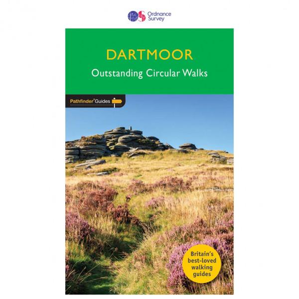 Ordnance Survey - Dartmoor Pathfinder - Vaellusoppaat