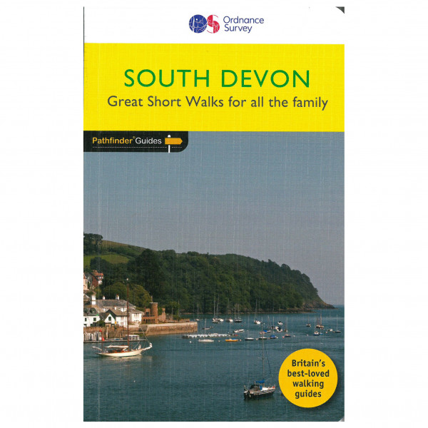 Ordnance Survey - Devon South - Walking guide book