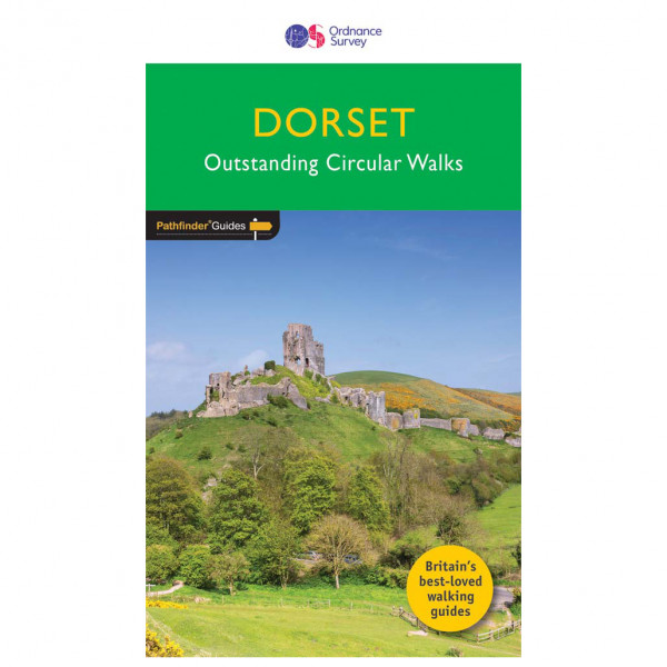Ordnance Survey - Dorset Pathfinder - Walking guide book