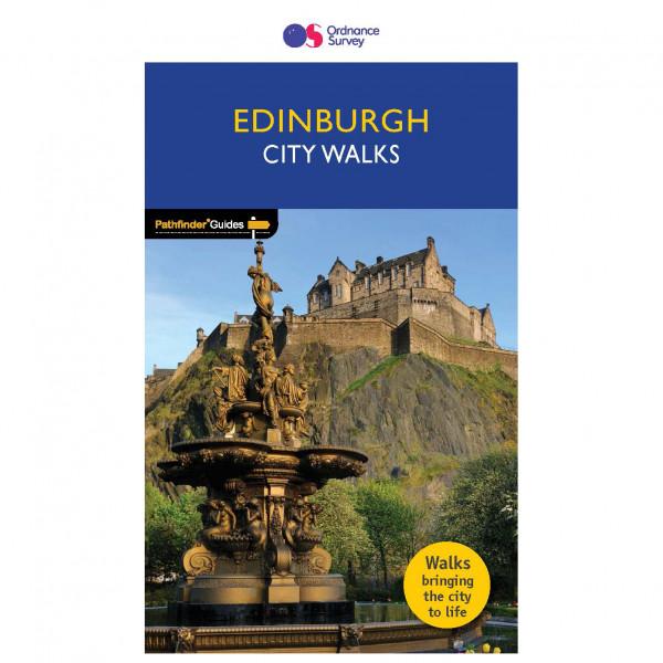 Ordnance Survey - Edinburgh Pathfinder - Wandelgidsen