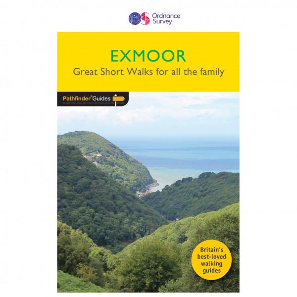 Ordnance Survey - Exmoor - Walking guide book