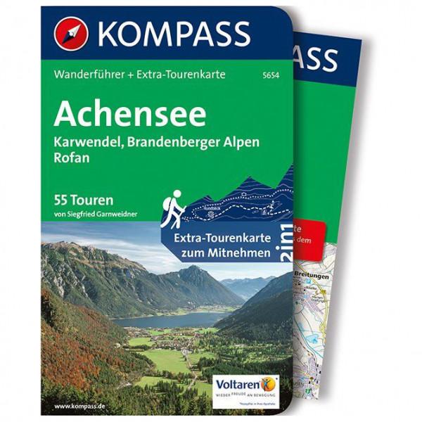Kompass - Achensee, Karwendel, Brandenberger Alpen, Rofan - Turguider