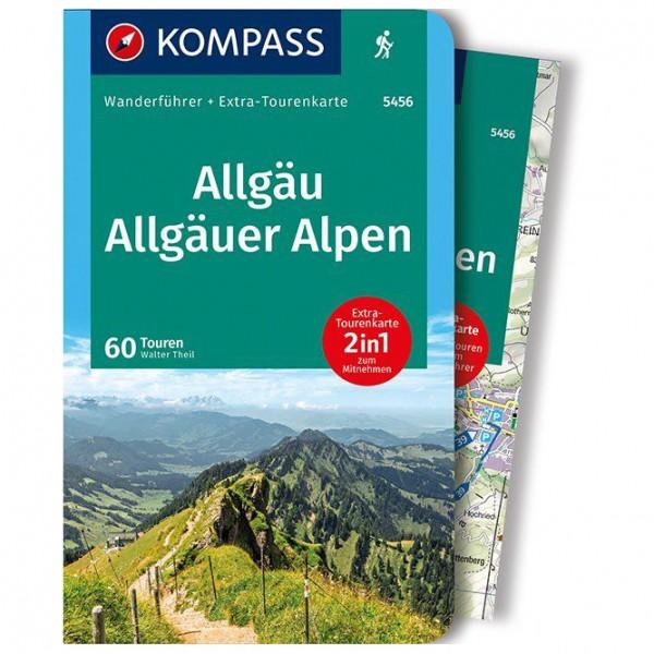 Kompass - Allgäu, Allgäuer Alpen - Vandringsguider