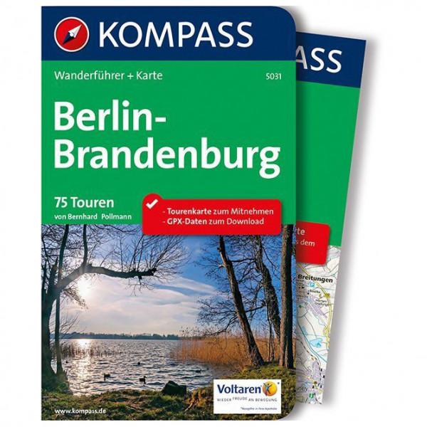 Kompass - Berlin-Brandenburg - Wandelgidsen