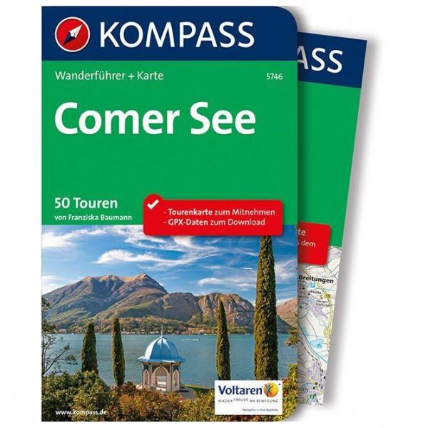 Kompass - Comer See - Wanderführer