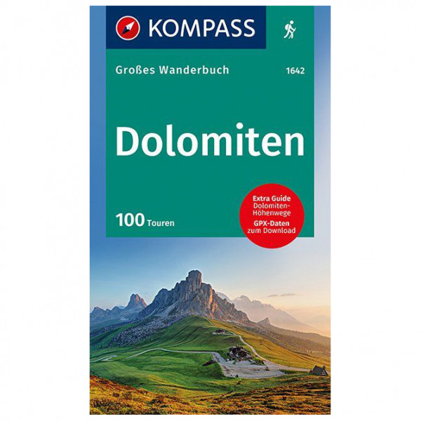 Kompass - Dolomiten - Vandreguides