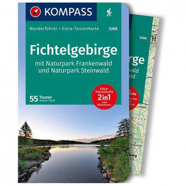 Kompass - Fichtelgebirge mit Naturpark - Vaellusoppaat