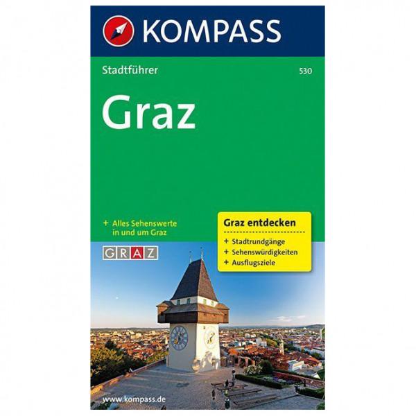 Kompass - Graz - Vandreguides