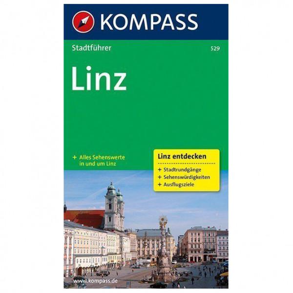 Kompass - Linz - Walking guide book
