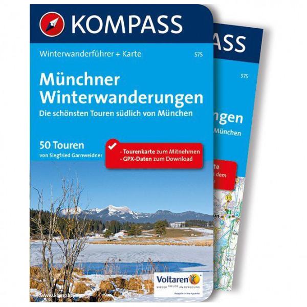 Mnchner Winterwanderungen - Walking guide book