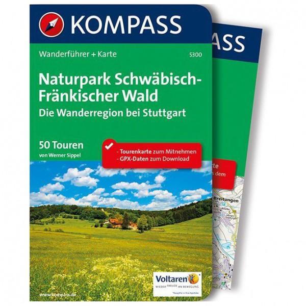 Kompass - Naturpark Schwäbisch-Fränkischer Wald - Vandreguides