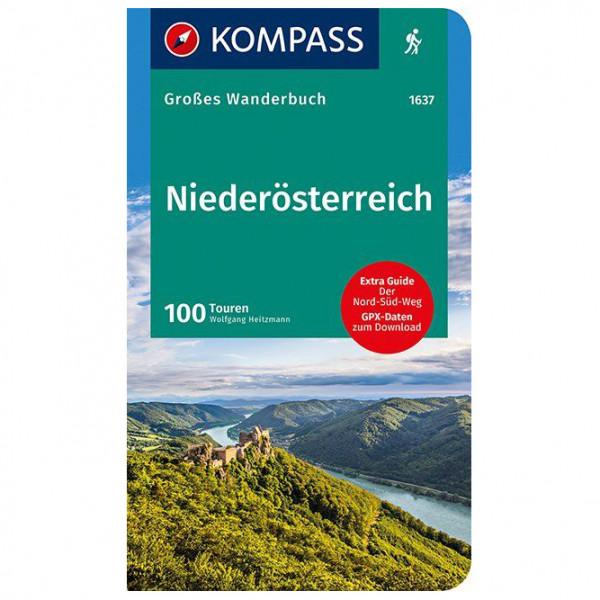 Kompass - Niederösterreich - Wandelgidsen
