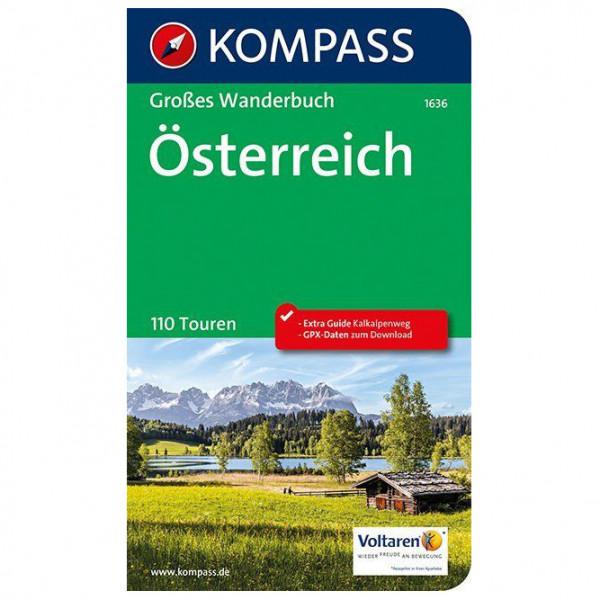 Kompass - Österreich - Vandringsguider