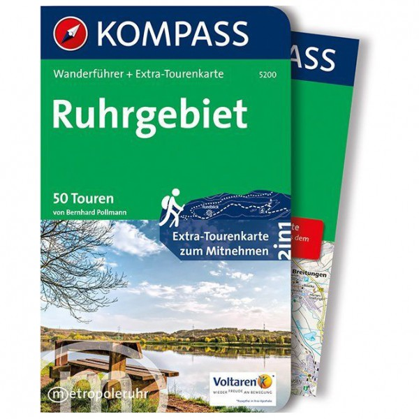 Kompass - Ruhrgebiet - Vandreguides