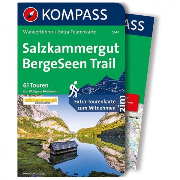 Kompass - Salzkammergut BergeSeen Trail - Vaellusoppaat