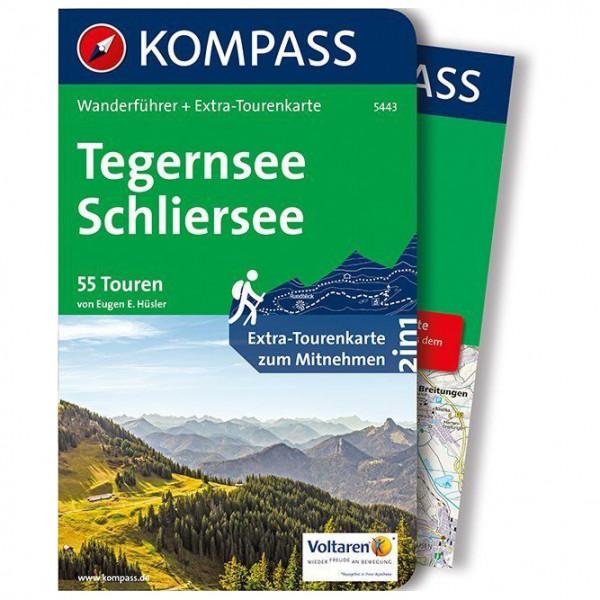 Kompass - Tegernsee, Schliersee - Guías de senderismo