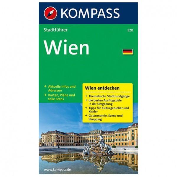 Kompass - Wien - Wanderführer