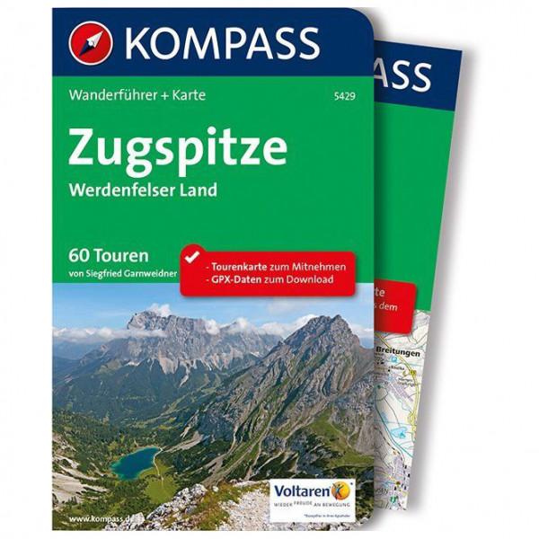 Kompass - Zugspitze - Werdenfelser Land - Vaellusoppaat