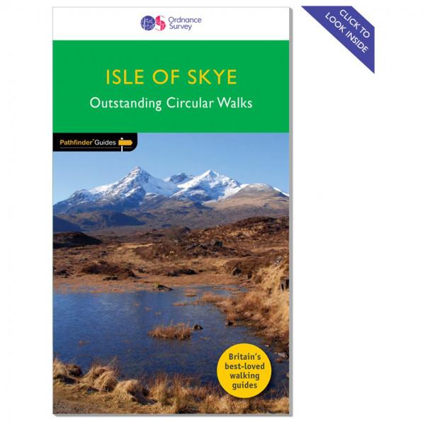 Ordnance Survey - Isle Of Skye Pathfinder - Vandreguides