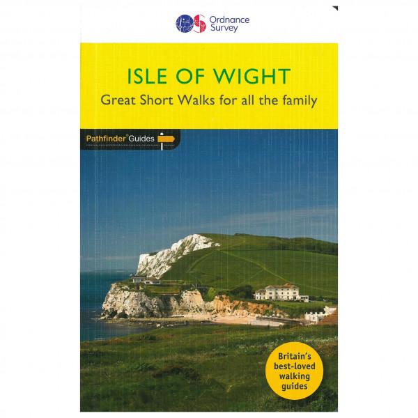 Ordnance Survey - Isle Of Wight SW027 - Wanderführer