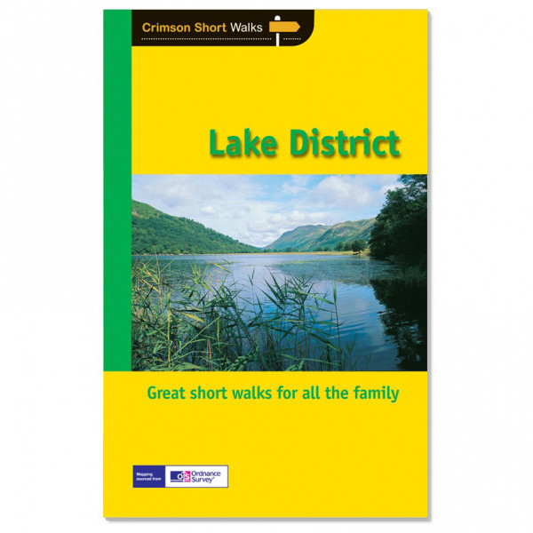 Ordnance Survey - Lake District - Vandringsguider