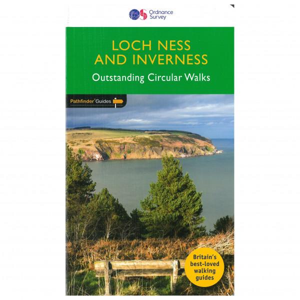 Ordnance Survey - Loch Ness & Iverness Pathfinder - Wandelgidsen