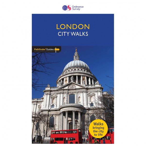 Ordnance Survey - London Pathfinder - Walking guide book