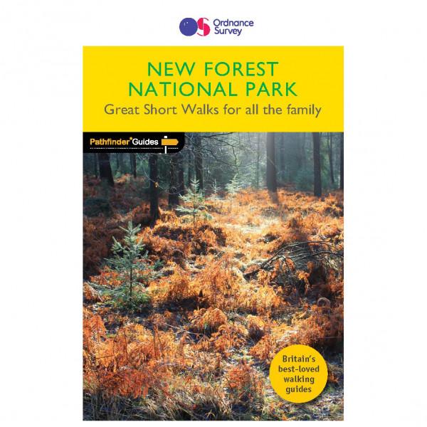 Ordnance Survey - New Forest Np - Guías de senderismo