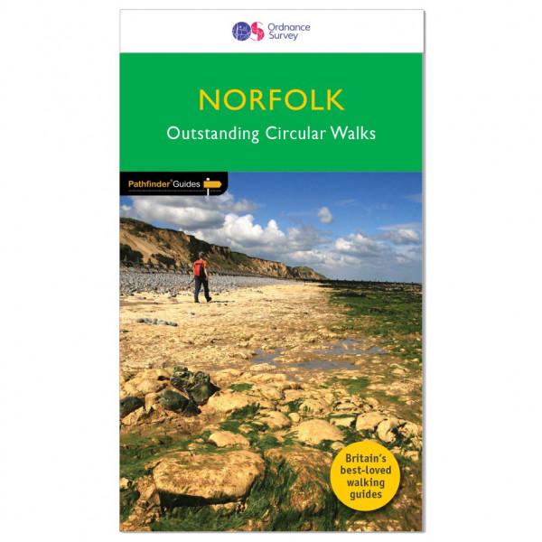 Ordnance Survey - Norfolk Pathfinder - Vaellusoppaat