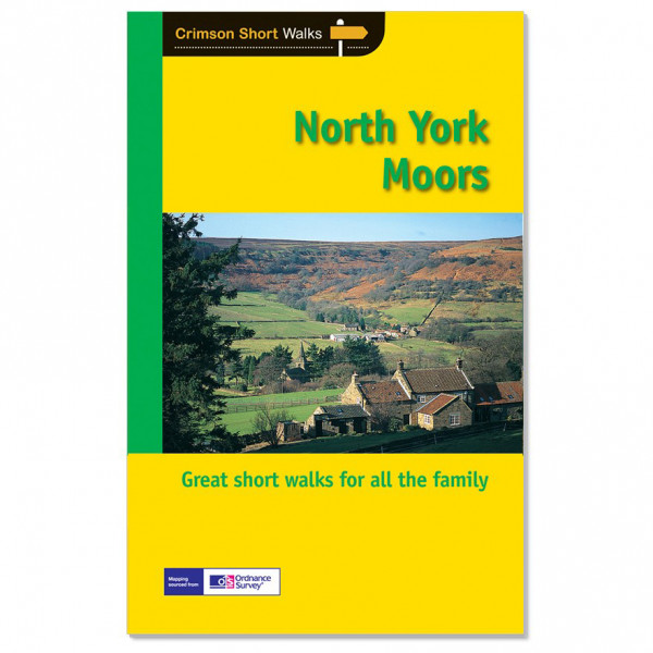 Ordnance Survey - North York Moors Pathfinder - Vandringsguider