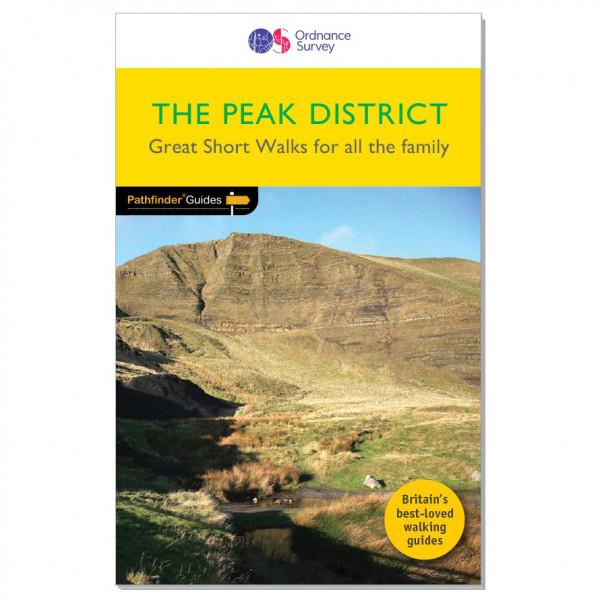 Ordnance Survey - Peak District - Walking guide book
