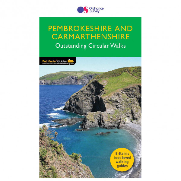 Ordnance Survey - Pembrokeshire Pathfinder - Turguider