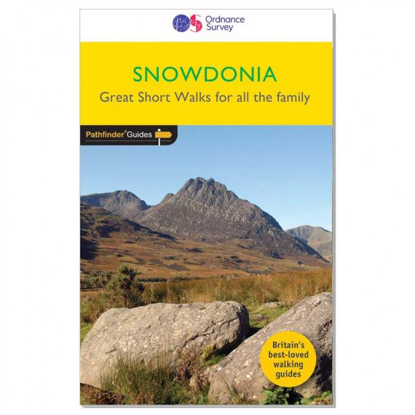 Ordnance Survey - Snowdonia SW014 - Wanderführer