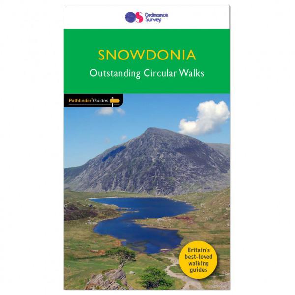 Ordnance Survey - Snowdonia Pathfinder - Walking guide book