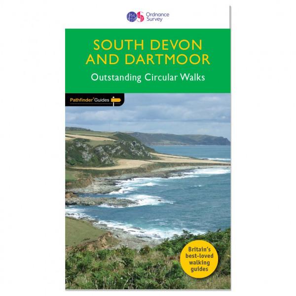 Ordnance Survey - South Devon / Dartmoor Pathfinder - Walking guide book