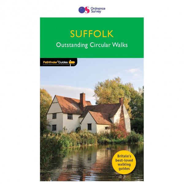 Ordnance Survey - Suffolk Pathfinder - Vandringsguider