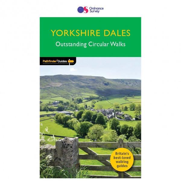 Ordnance Survey - Yorkshire Dales Pathfinder - Walking guide book
