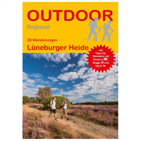 Conrad Stein Verlag - 28 Wanderungen Lüneburger Heide - Walking guide book