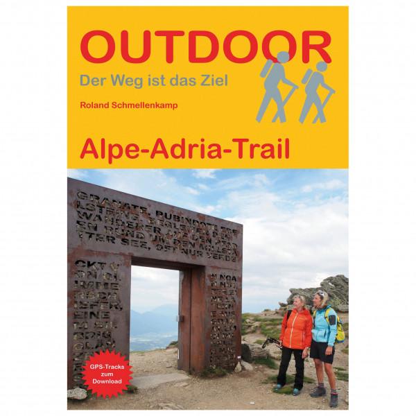 Conrad Stein Verlag - Alpe-Adria-Trail - Vaellusoppaat