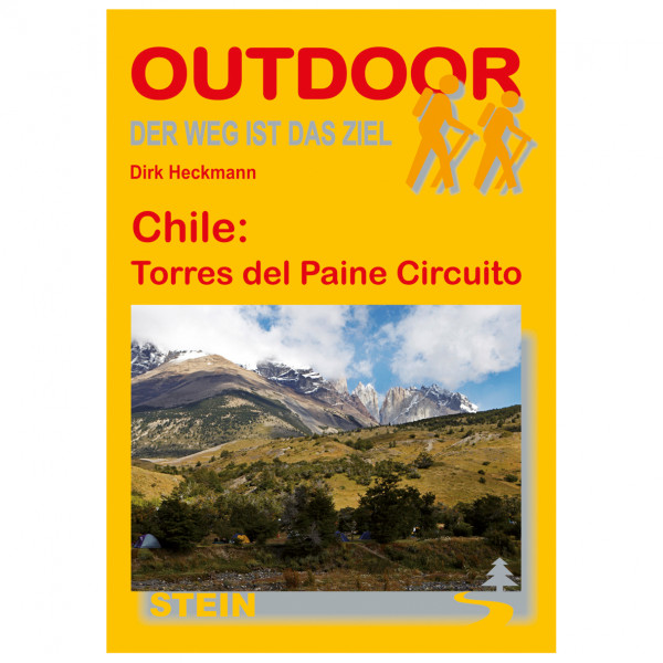 Conrad Stein Verlag - Chile: Torres del Paine Circuito - Wandelgids