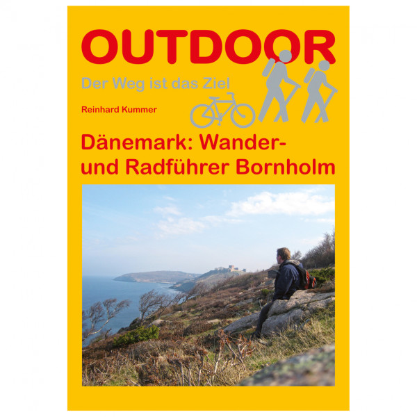 Conrad Stein Verlag - Dänemark: Wander- und Radführer Bornholm - Vaellusoppaat