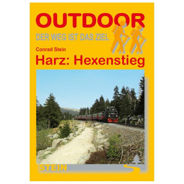 Conrad Stein Verlag - Harz: Hexenstieg - Walking guide book