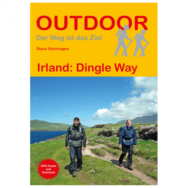 Conrad Stein Verlag - Irland: Dingle Way - Walking guide book