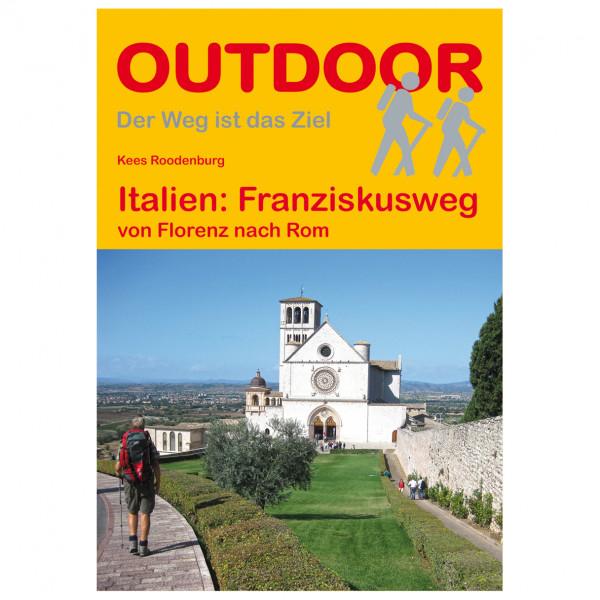 Conrad Stein Verlag - Italien: Franziskusweg - Vandreguides