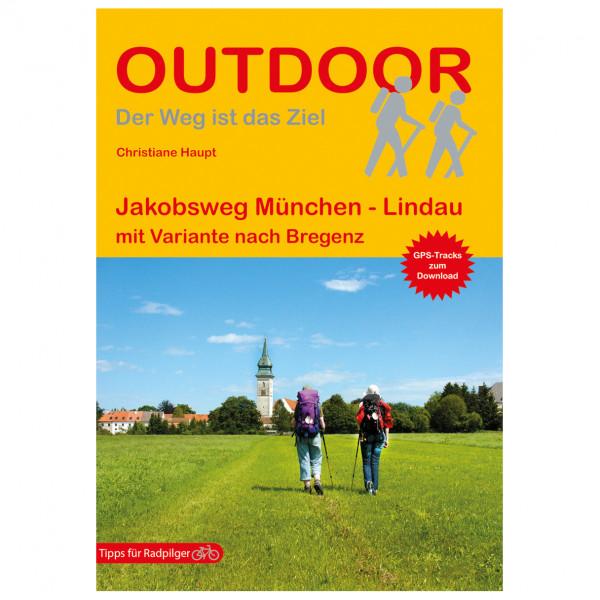 Conrad Stein Verlag - Jakobsweg München - Lindau mit Variante Bregenz - Wandelgids